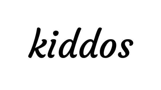 kiddos button