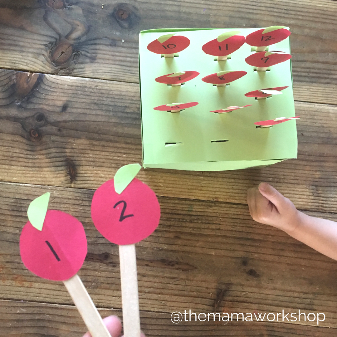 Apples - Apple Picking Activity