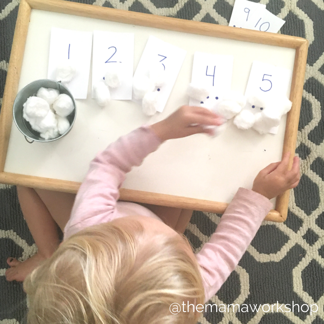 Snowball Counting - with Matching